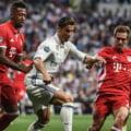 Scandal la Madrid: Jucatorii lui Bayern, scosi cu Politia din vestiarul arbitrilor