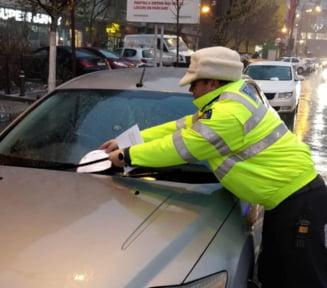 Scandal la Politia Locala din sectorul 4. Institutia nu mai are echipaje pe care sa le trimita la locurile de parcare ocupate ilegal