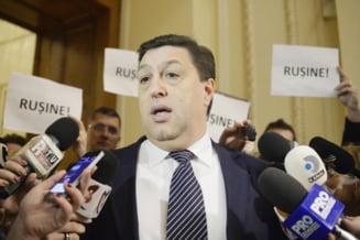 Scandal la dezbaterile pe OUG 14: Serban Nicolae a dat-o afara pe reprezentanta Parchetului si s-a certat cu Gorghiu