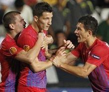 Scandal la pauza meciului Steaua-Brasov: Mihai Costea l-a injurat pe Edi Iordanescu