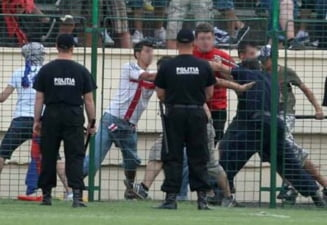 Scandal monstru inainte de Ungaria - Romania