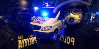Scandal nocturn intr-un oras din Mures! Opt batausi, retinuti de Politie!