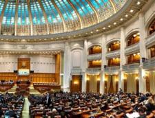 "Scandal pe legea ""Kurzarbeit"" in Parlament. Solomon (PSD): ""Tinde sa devina canci-arbeit"". Alexandru (PNL): ""PSD vrea sa va trimita in somaj"""