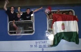 Scandal pe plata daunelor dupa Romania - Ungaria: Maghiarii raspund vehement