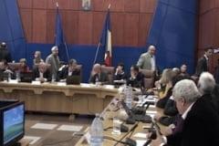 Scandal politic la Consiliul Judetean