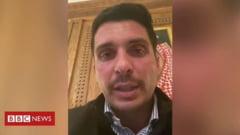Scandal politic la nivel inalt in Iordania. Vicepremierul il acuza pe printul Hamza ca a adus atingere securitatii regatului