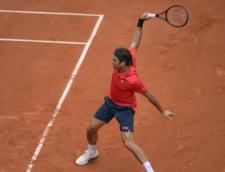 """Scandal urias cu Roger Federer la Roland-Garros. Elvetianul s-a luat de arbitru: """"Nu m-ai vazut niciodata jucand?"""" VIDEO"""