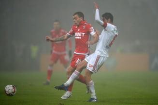 Scandal urias dupa meciul pierdut de Dinamo