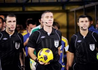 Scandal urias in Liga 1: Steaua, acuzata ca a cumparat un arbitru!