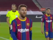 Scandal urias in Spania. Messi lanseaza acuzatii incredibile: Vrea cu disperare sa-mi dea galben pentru a fi suspendat cu Madridul