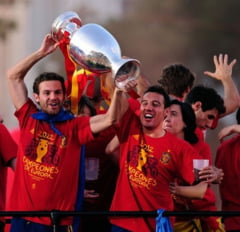 "Scandal urias in Spania dupa Euro 2012: ""Prea multi bani pentru fotbalisti"""