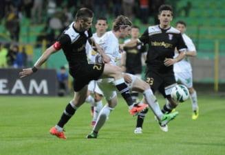 Scandal urias in fotbalul romanesc: Dezvaluiri incredibile despre un presupus blat