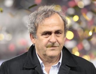 Scandal urias in lumea fotbalului: Marele Michel Platini a fost arestat