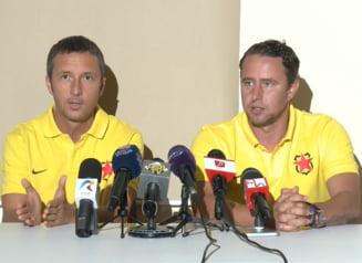 Scandal urias intre Steaua si nationala Romaniei