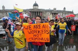 Scandalos! De ce nu publica Guvernul britanic un raport despre impactul imigrantilor