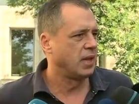 Scandalul Antenelor: Ciuvica, nervos la DNA - a jignit jurnalistii (Video)