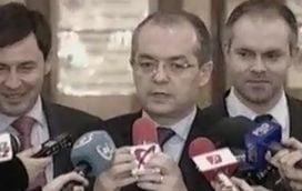 Scandalul Boc si microfonul continua: Realitatea TV, somata de CNA