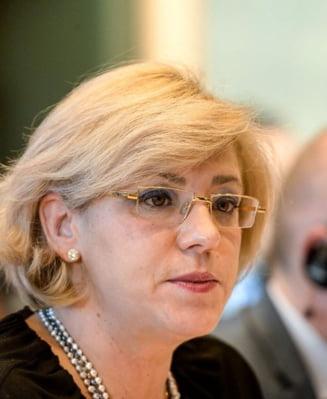 Scandalul Corina Cretu: Interpelari catre Comisia Europeana si dosar despre deplasarea in Reunion