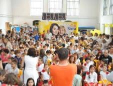 Scandalul Nadia Comaneci si margarina in scoli: Ministerul Educatiei demareaza o ancheta (Video)