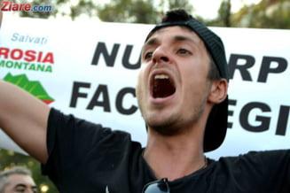 Scandalul Rosia Montana: Cresteri la bursa dupa chemarea Romaniei in instanta