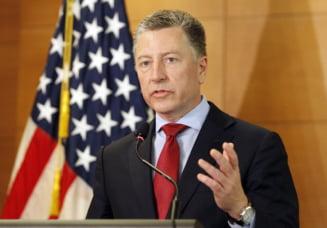 Scandalul Trump-Ucraina provoaca o demisie la nivel inalt