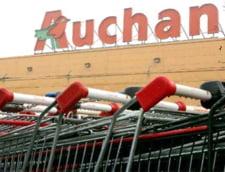 Scandalul carnii de cal: Auchan, Carrefour si Cora au retras produse din rafturi