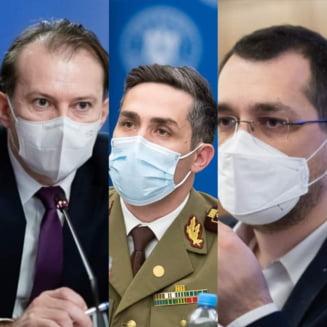 Scandalul datelor privind vaccinarea publicate de Vlad Voiculescu. Ce spun expertii in comunicare publica