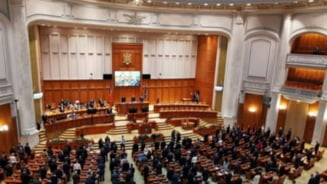 """Scandalul din Comisia Juridica pe purtatul mastii s-a mutat in Parlament. Daniel Ghita a acuzat """"dictatura USR-Plus"""""""