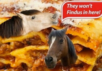 Scandalul lasagna: Francezii, acuzati ca au etichetat calul romanesc drept vita frantuzeasca
