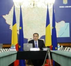 Scandalul premierului roman urmarit penal, in presa internationala: Romania a intrat in criza