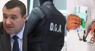 Scandalurile de coruptie din politie. Fabricile de permise din Arges si Suceava, dosarul Frontiera 2011 sau spaga in spitalele COVID