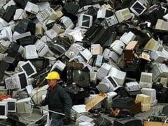 Scapa de electronicele uzate, sambata, in sectorul 4