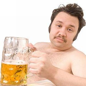 Scapa de febra musculara cu ajutorul berii!