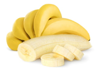 Scapa de grasime cu dieta cu banane