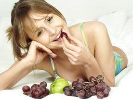 Scapa de riduri cu ajutorul unei alimentatii sanatoase