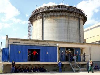 Scapari de clor la Centrala Nucleara de la Cernavoda. Un angajat a ajuns la spital