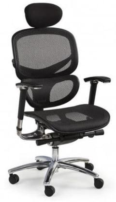 Scaune birou - principii ergonomice, pozitii corecte, sfaturi practice de la Drimus.ro