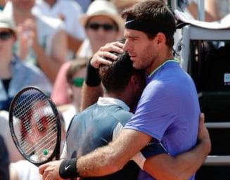 Scena emotionanta la Roland Garros: S-a prabusit pe teren si a inceput sa planga in hohote (Video)