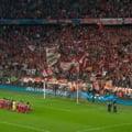 Scena ireala la Munchen: Jucatorii lui Bayern, in genunchi