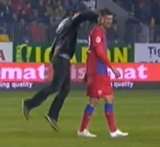 Scene de groaza la Ploiesti: Fanii Petrolului au produs haos la meciul cu Steaua