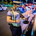 """Scene demne de """"Cascadorii rasului"""", in Olt: Un barbat, prins beat la volan si fara permis, a vrut sa fuga de politisti dar a intrat cu masina in autospeciala lor"""