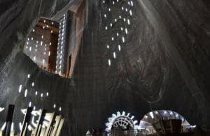 Scene din noul Batman, filmate in salinele de la Turda? (Galerie foto)