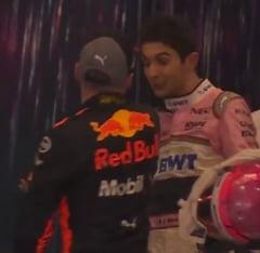 Scene incredibile in Formula 1: Doi piloti, aproape de bataie la finalul cursei