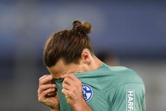Scene incredibile in Germania: jucatorii lui Schalke, fugariti de fani! VIDEO