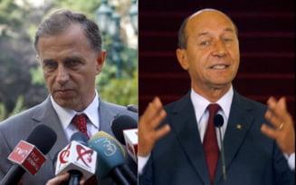 Sceneta TSD: Dezbaterea finala Basescu-Geoana