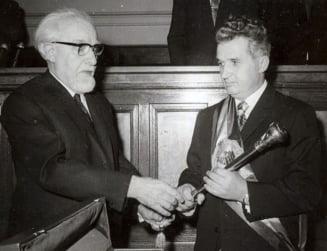 Sceptrul lui Ceausescu, scos la vanzare