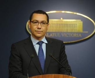 Schengen: Ponta renunta la vot si recunoaste ca Olanda s-ar fi alaturat Germaniei