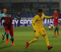 """Schimb de generatii la nationala Romaniei: """"Tricolorii mici"""" vor fi testati de Contra"""