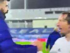 Schimb dur de replici. Ce i-a spus Luka Modric lui Pique la finalul meciului Real Madrid - Barcelona VIDEO