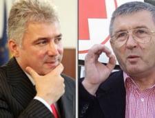 Schimb dur de replici intre Adriean Videanu si Cornel Nistorescu